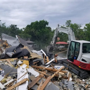 demolition contractor in citrus springs fl